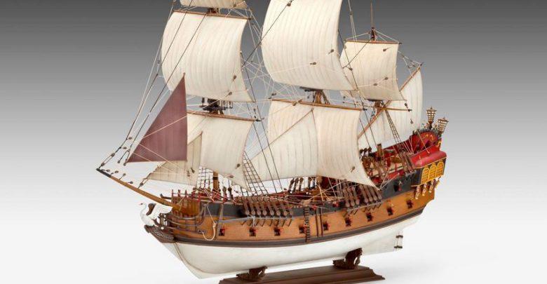 Maquette De Bateau Pirate A Construire